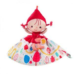 Marionnette réversible Chaperon Rouge Lilliputiens