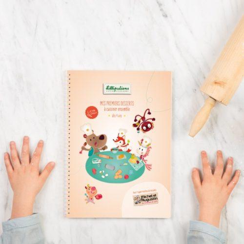 Livre Mes Premiers Desserts Little Chef Lilliputiens