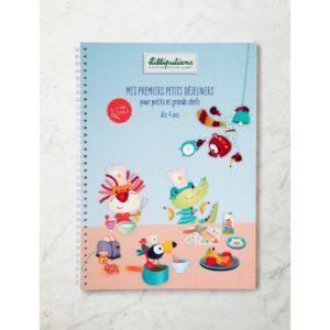 Livre de recettes Petits-Déjeûners Little Chef Lilliputiens