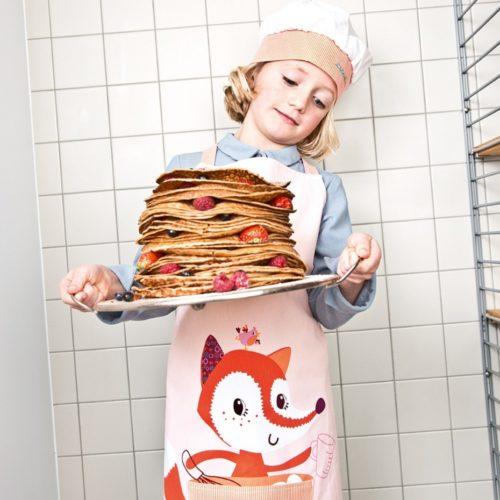 Tablier et toque Little Chef Lililputiens