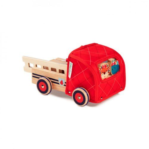 Camion e pompier Marius Lilliputiens