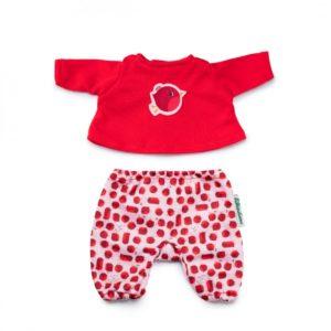 Pyjama Rouge-Gorge Lilliputiens