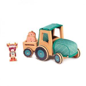 Tracteur Rosalie Lilliputiens