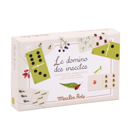Domino des Insectes Moulin Roty