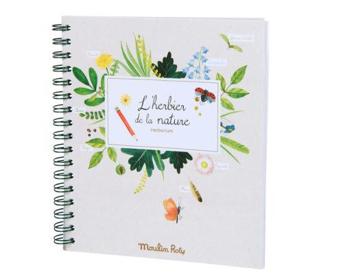 Herbier de la nature Moulin Roty, gamme Jardin du Moulin