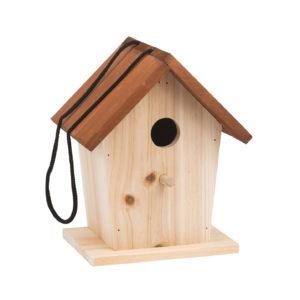 Cabane à oiseaux Moulin Roty