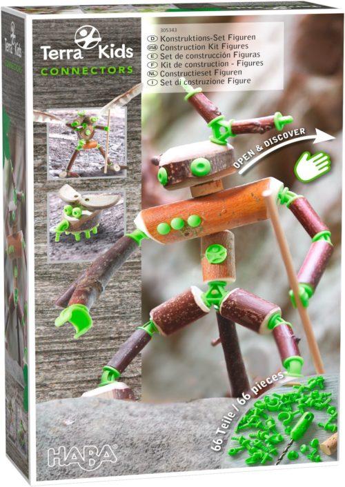 Kit connecteurs personnages Terra Kids Haba