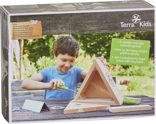 Kit nichoir Terra Kids de Haba
