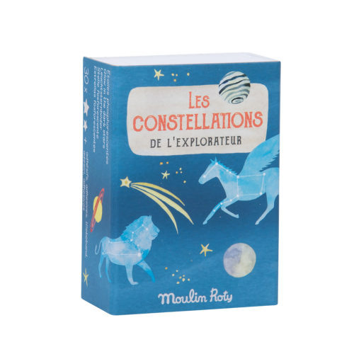 Constellations d'étoiles phosphorescentes de Moulin Roty