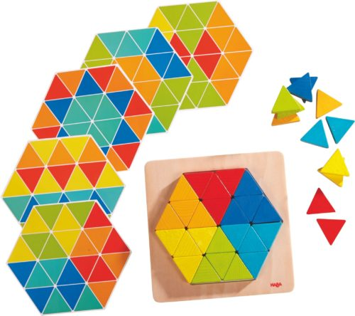 Triangles magiques Haba