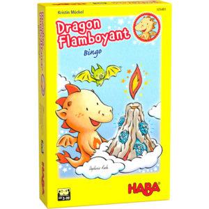Jeu de loto Dragon Scintillant de Haba