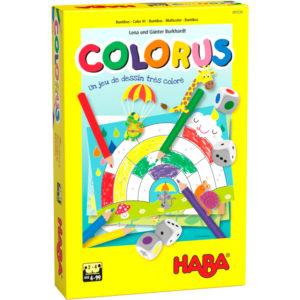 Jeu colorus de Haba
