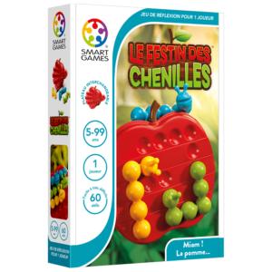 """Jeu """"Le Festin des Chenilles"""" de Smart Games"""