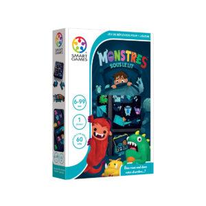 """Jeu """"Monstres sous le lit"""" de Smart Gamers"""