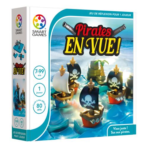 Jeu Pirates en vue de Smart Games